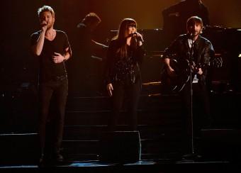 Выступление Lady Antebellum на 53-й церемонии награждения Grammy Awards