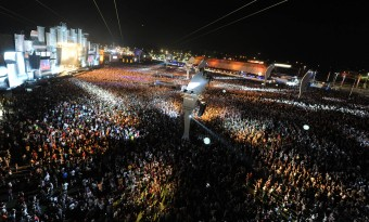 Sennheiser на фестивале Rock in Rio в Рио-де-Жанейро