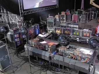 Мониторинг - системы ew IEM и спиральные антенны A 5000-CP