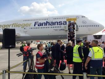 LSP 500 PRO от Sennheiser приветствует дома чемпионов мира по футболу