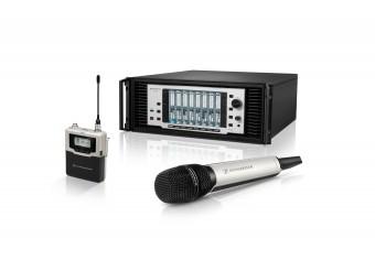 Sennheiser Digital 9000 - единственная беспроводная цифровая система, способная передавать полный, несжатый звук в UHF диапазоне