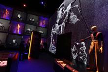 Изюминка выставки - звуковая 3D bycnfkkzwbz