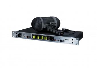 Микрофонная система Esfera, состоящая из микрофонного модуля и 5.1 процессорного блока