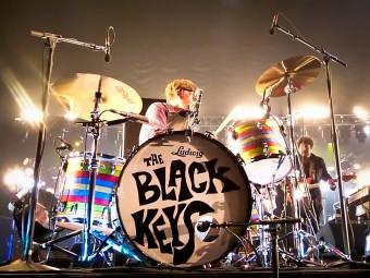 Патрик Карни, барабанщик The Black Keys полагается на микрофоны Sennheiser и Neumann
