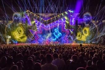 Britannia Row разворачивает беспроводную цифровую микрофонную систему Sennheiser Digital 6000 для тура Робби Уильямса «The Heavy Entertainment Show»